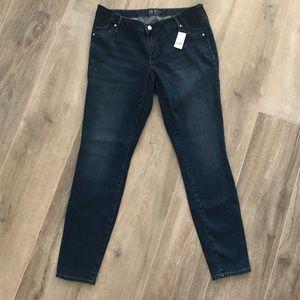 NWT gap maternity jeans